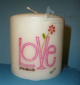 Love Candle-0