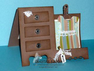 Dresser Card 1-3