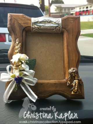 Communion Frame2
